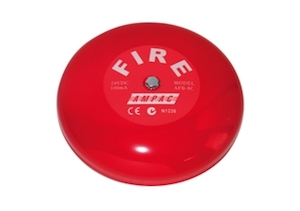 Fire Alarm Bell 200mm